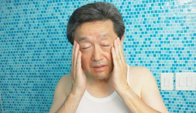 Illustration of Fever Is Accompanied By Weakness, Head Feels Heavy, Bone Aches And Nausea?