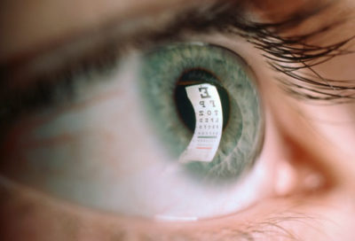 Illustration of Complaints In The Eyes, Farsightedness And Glare Can It Be Cured?