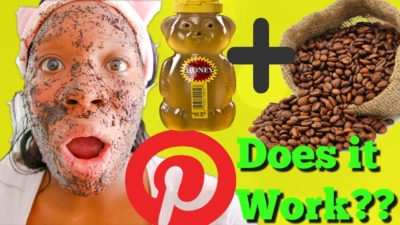 Illustration of Is It Safe To Have Regular Coffee And Honey Masks To Maintain Skin Moisture Without Acne?