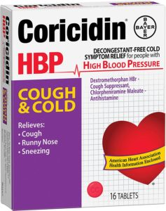 Illustration of Cough Medicine For Sufferers Of Heart Disease?