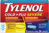 Fever At Night With A Sore Throat?