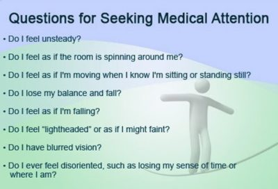 Illustration of Causes Of Dizziness Accompanied By Fever?