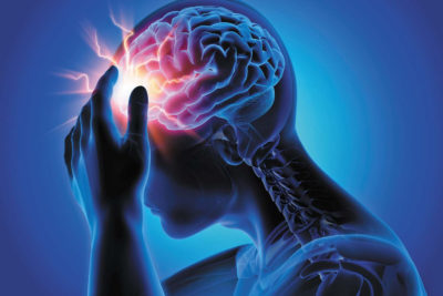 Illustration of The Cause Is Often A Headache That Makes It Difficult To Focus And Concentration?