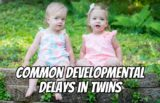 The Growth Of Boys Is Slower Than Girls Despite Twins?