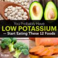 Chances For Recovery Of Children Who Are Deficient In Potassium?