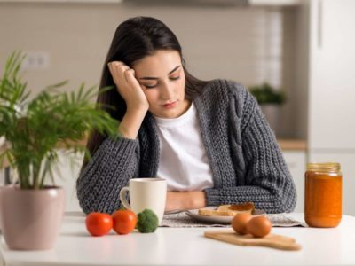 Illustration of Can After Consuming Acidic Foods Cause Nausea And Vomiting?