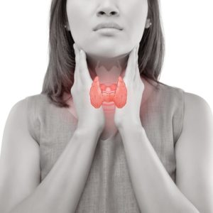 Illustration of The Cause Of Difficult Fat In Patients With Hyperthyroidism?