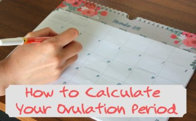 Illustration of Calculation Of The Fertile Period And The Right Pregnancy Program?