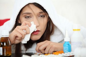 Illustration of Frequent Colds?