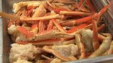 The Throat Feels Suffocated After Eating Crab?