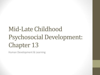 Illustration of Causes Of Children CHAPTER 13 Times A Day?