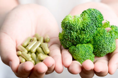 Illustration of After Consumption Of Green Vegetables And Come Out Intact In Bowel Movements?