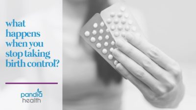 Illustration of The Right Time To Stop Taking Birth Control Pills?