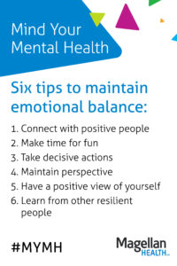 Illustration of Maintaining Psychological And Emotional Health?