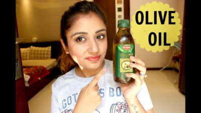 Illustration of Can I Use Olive Oil Instead Of Facial Moisturizers?