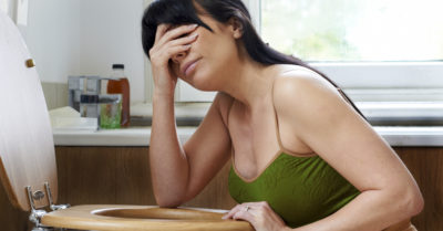 Illustration of The Cause Of Late Menstruation Accompanied By Nausea, Vomiting And Dizziness?
