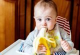 Provision Of Bananas When A 7-month-old Baby Has Diarrhea?