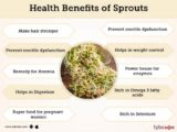 Side Effects Of Sprouts Consumption Every Day For Skin Health?