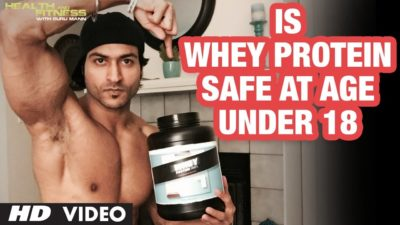 Illustration of Safety Of Consuming Muscle-building Supplements At The Age Of 18 Years?