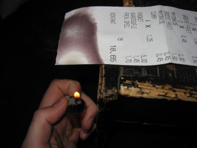 Illustration of The Danger Of Using Thermal Paper?