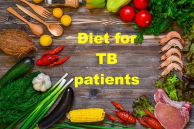 Illustration of Food Abstinence For Glandular TB Sufferers?