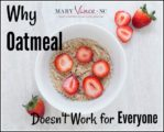 The Cause Is Always Feeling Weak After Eating Oatmeal Products?