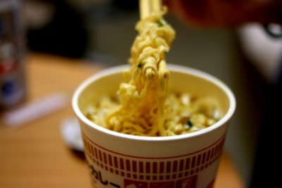 Illustration of The Impact Of Often Eating Pasta Or Instant Noodles?