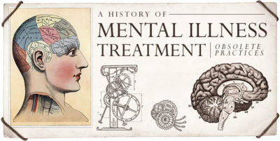 Illustration of Treatment For Someone Who Has A Mental Disorder?
