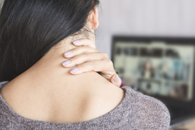 Illustration of How To Deal With A Sore Neck If Moved After Exercise?