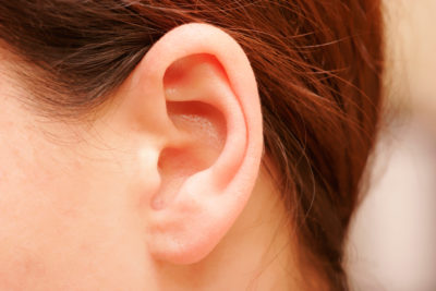 Illustration of Lump In The Right Lower Ear And Not Painful?