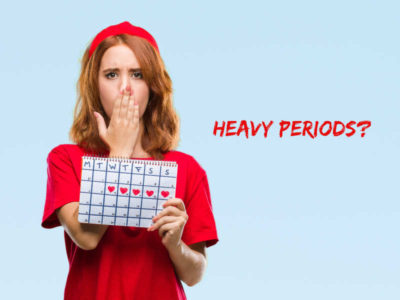 Illustration of Prolonged Menstruation When You Are Overweight?