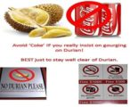 Consumption Of Durian After Circumcision?