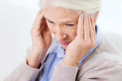 Illustration of Left-hand Headache That Does Not Go Away?