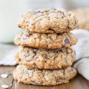 Illustration of Consumption Of Oatmeal Cookies For 8-month-old Babies?