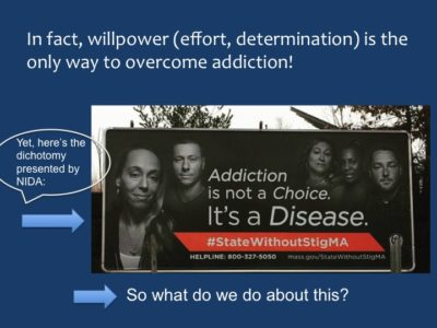 Illustration of Overcome Addiction To Do Sodomy Though Consciously?