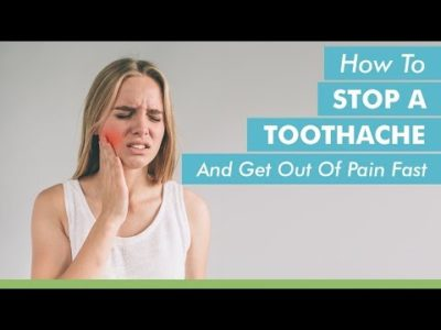 Illustration of Overcoming The Throbbing Pain In The Swelling In Cavities?