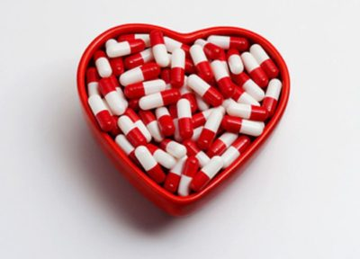 Illustration of Heart Becomes Palpitant After Taking Blood Booster Medication?