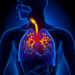 Illustration of Treatment For Stroke Sufferers And Lung Infections?
