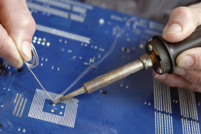 Illustration of Danger Of Being Exposed To Chemicals When Soldering?