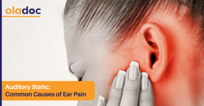 Illustration of Causes Of Disruption In The Ear, Nose And Throat?