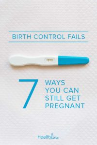 Illustration of Have Not Been Pregnant After Taking Birth Control?