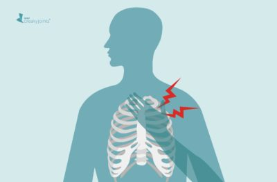 Illustration of Upper Chest Pain, Especially When Touched?