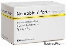 Illustration of What Is The Difference Between Neurobion And Neurobion Forte?