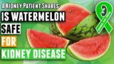 Fruit That Must Be Consumed In Patients With Kidney Disorders?