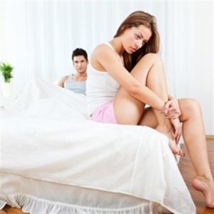 Illustration of Lower Stomach Pain After Having Sex?