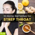 What Is Traditional Medicine For Strep Throat?