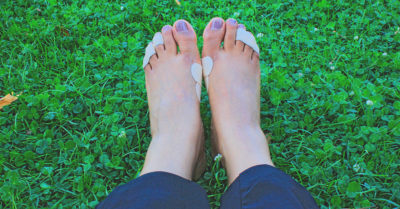 Illustration of How To Deal With Foot Blisters, Swelling And Pus Out?