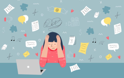 Illustration of Overcoming Stress That Interferes With Daily Life?