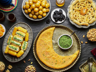 Illustration of Eid Food That Is Suitable For Heart Disease?