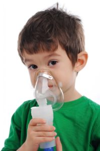 Illustration of Treatment Of Asthma And The Use Of Nebulizers In Children?